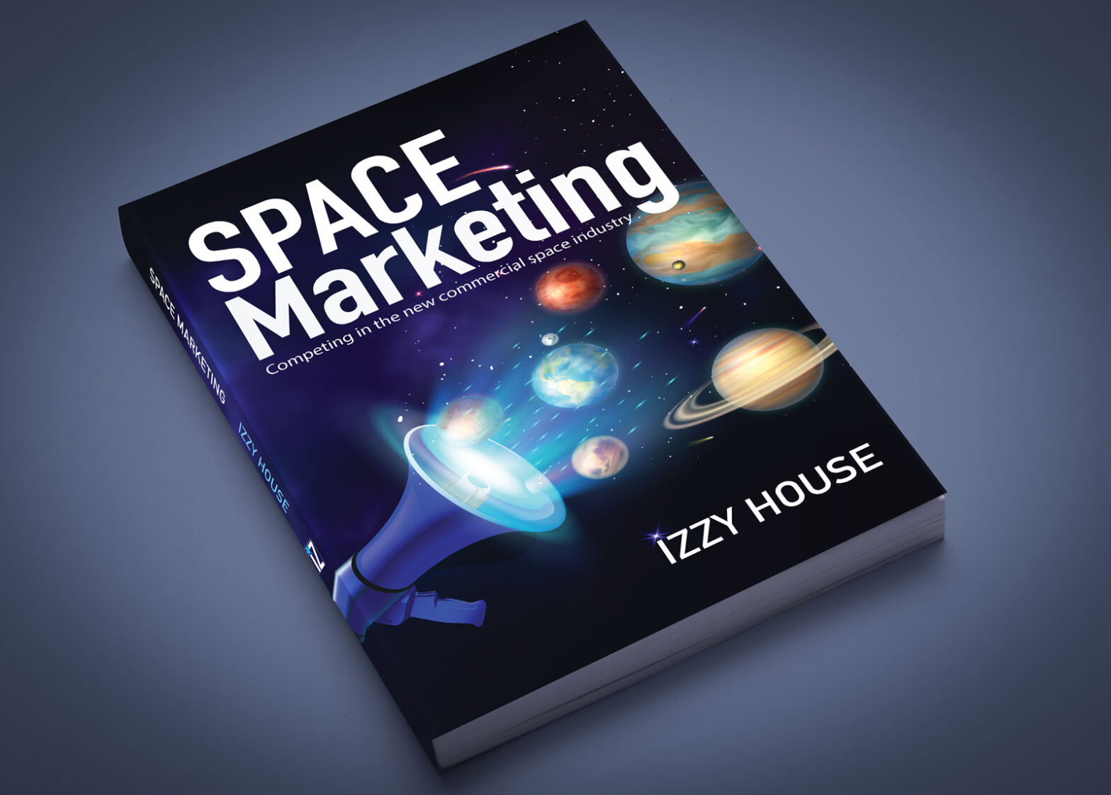 Space Marketing book